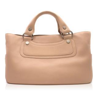 Celine Nude Leather Boogie Bag