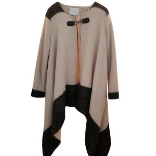 Adam Lippes Wool Cape