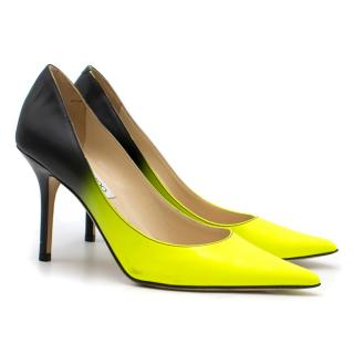 Jimmy Choo Fluorescent Ombre Pumps