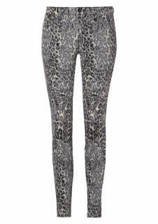 J Brand Leopard Jeans