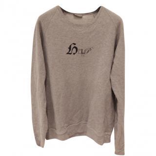 Dior Homme Help Me Sweatshirt