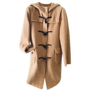 Burberry Camel Duffle Coat