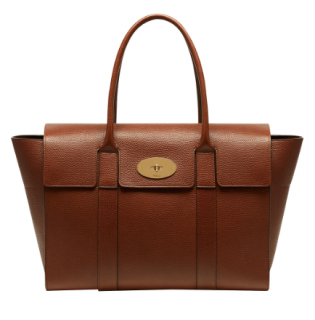 Mulberry New Bayswater Bag in Natural Oak