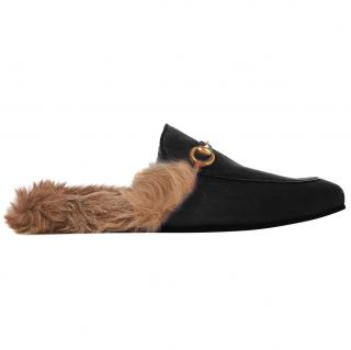 Gucci Princetown slippers seude