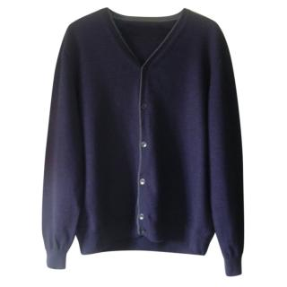 Paul Smith Navy Cardigan