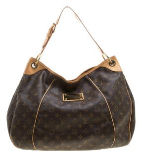 Louis Vuitton Monogram Canvas Galliera GM Bag