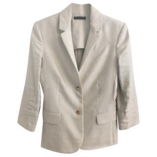 The Row Beige blazer