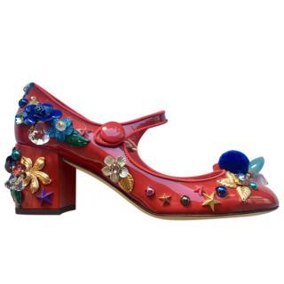 Dolce&Gabbana Iconic Mary Jane pumps