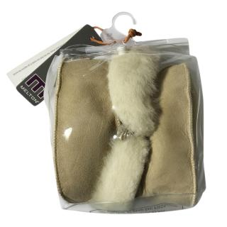 Melton pure sheepskin children's boots