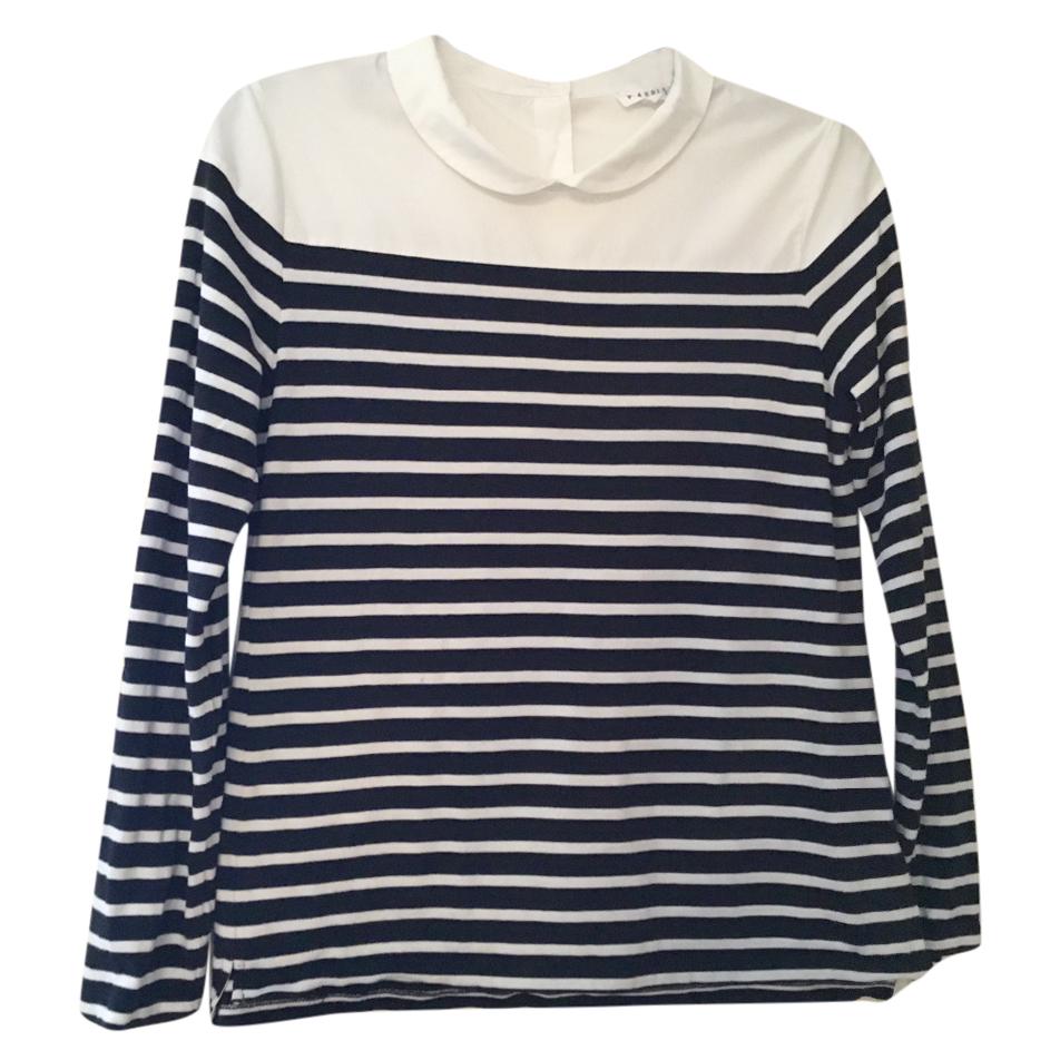 Claude Pierlot striped top, size 3