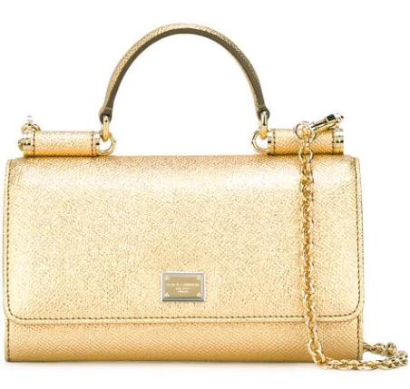 1063004ebddb Dolce Gabbana Mini Von Wallet Crossbody Bag162619