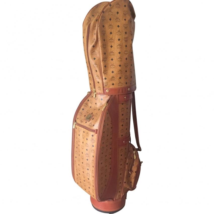 MCM Golf Bag