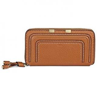 Chloe Marcie Zip Around Leather Wallet