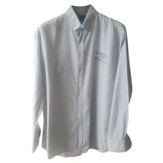 Paul & Shark Men's Grey Shirt