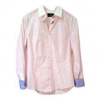 Paul Smith Black Pink Shirt