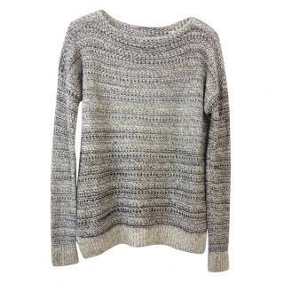 Vince Oversize Knit Sweater