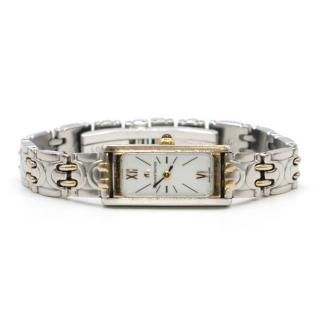 Maurice Lacroix Silver & Gold-tone Stainless Steel Watch