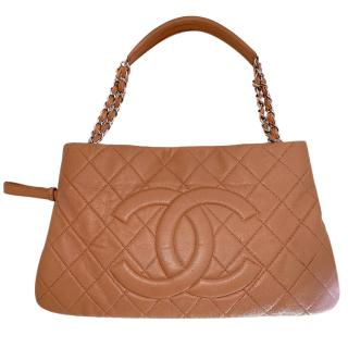 Chanel Authenticated Caviar Leather Shopper