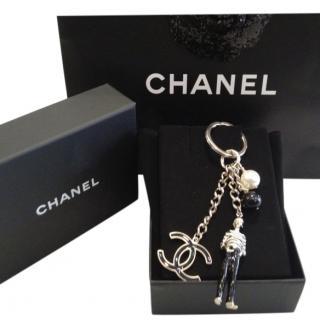 Chanel Coco on the Lido Bag Charm