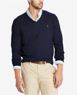 Polo ralph lauren navy jumper