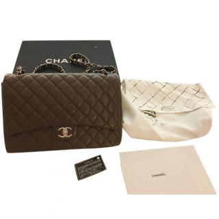 Chanel timeless classic maxi bag