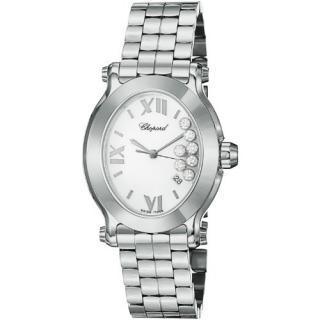 Chopard Oval Floating Diamond Watch