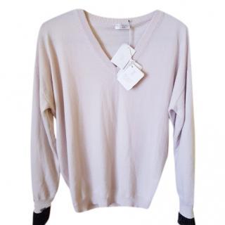 new   Brunello Cucinelli cashmere jumper