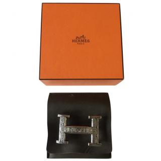 Hermes Touareg H Collection Belt Buckle