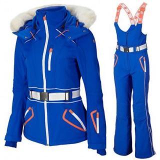 Sweaty Betty Exploration Ski Jacket and Astronomy Salopettes