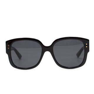 Dior Lady Dior Studded Sunglasses