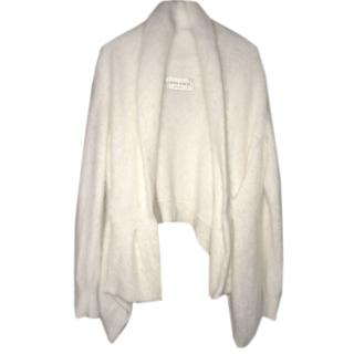 Alberta Ferretti Angora cashmere blend cardigan