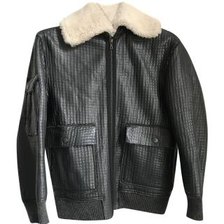 Brock Collection Aviator Jacket