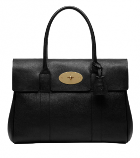 Mulberry Bayswater Natural Veg Tanned Bag