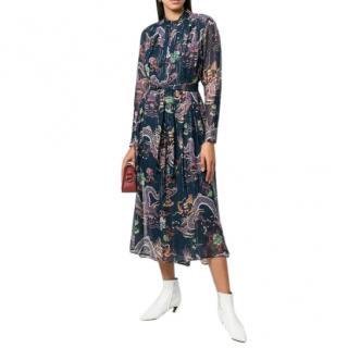 Isabel Marant Midnight Dalika Dress