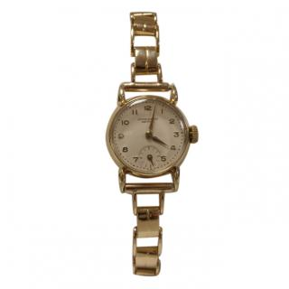 International Watch Company Vintage 18ct Gold Watch