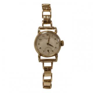 International Watch Company Vintage 18ct Gold Watch
