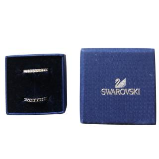 Swarovski two ring set