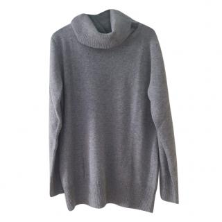 Max Mara virgin wool roll neck