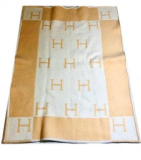 Hermes Avalon Blanket/Throw