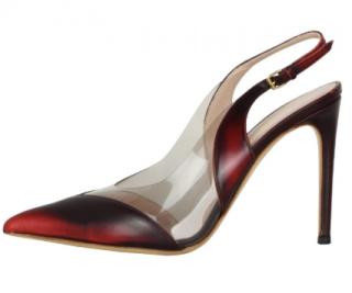 Vivienne Westwood Caruska sling back sandals