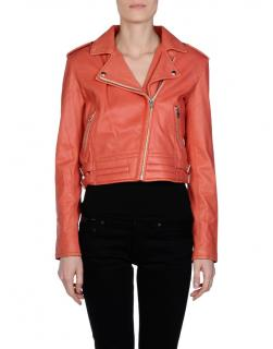 Iro Leather biker leatherjacket