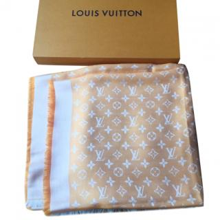 Louis Vuitton Shawl/Scarf & Gift Box