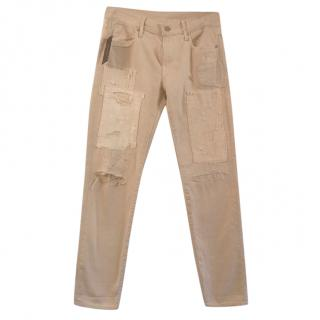 Polo Ralph Lauren Distressed jeans