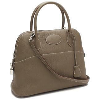 Hermes Etoupe Bolide bag