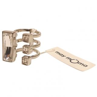 May Moma Fay Baguette Ring RRP �219.00