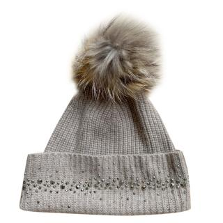 William Sharp Cashmere Beanie