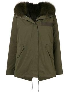 NEW with tags Yves Salomon parka