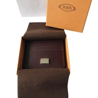 Tod's credit card holder