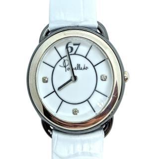 Pomellato Limited Edition Diamond Face Watch