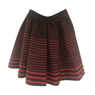 Kenzo Striped Mini skirt